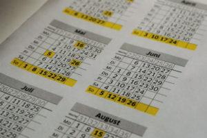 Termin rejestracji spółki jawnej w KRS